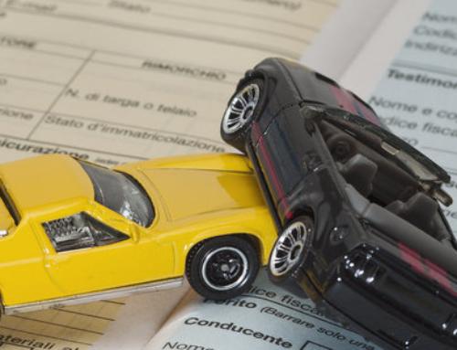 Consigli in caso di incidenti stradali
