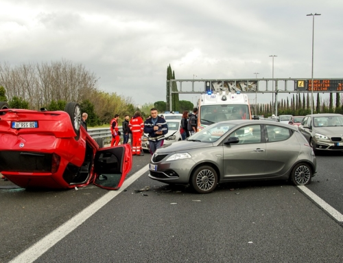 Incidente senza assicurazione